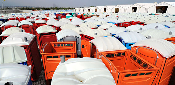 Champion Portable Toilets in Kissimmee, FL